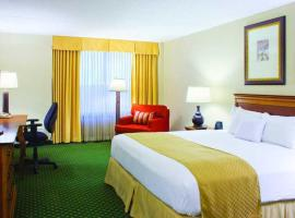 DoubleTree by Hilton Hotel & Executive Meeting Center Somerset Somerset USA