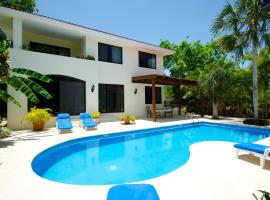 Green Oasis Home Boutique Playa del Carmen Mexico