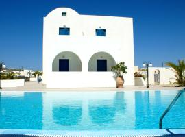 Blue Bay Villas Kamari Greece