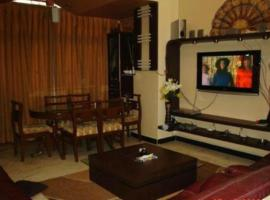 Bella Vista Service Apartment-Kumar Sophoronia Pune India