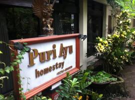 Hotel photo: Puri Ayu Homestay