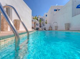 Lilly Residence-Boutique Suites, Adults Only Náousa Greece