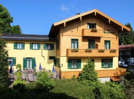 Hotel Photo: Hotel-Pension Marienhof