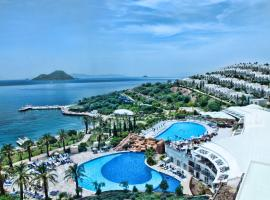 Yasmin Bodrum Resort Turgutreis Turkey