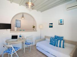 Gryparis' Club Apartments Mýkonos City Grécia