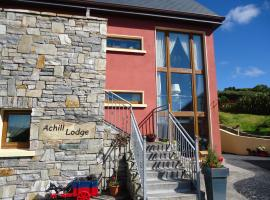 Achill Lodge Guest House Bunacurry Ireland