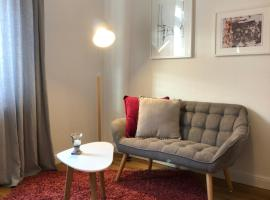 Feel-Good Apartment In Mannheim-Neckarau