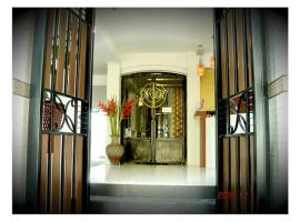 THE NARA-RAM 3 SUITE Boutique Service Apartment Bangkok Thailand