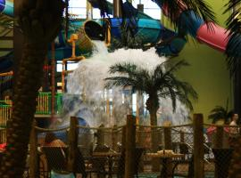 Maui Sands Resort & Indoor Water Park Sandusky USA