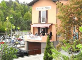 Osteria Pozzi Agno Switzerland