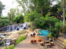 Hotel Photo: Sukantara Cascade Resort and Spa