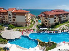 Garden of Eden PMG Apartments Sveti Vlas Bulgaria