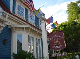 The Bradford Carver Guest House Provincetown USA