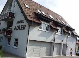 Hotel Adler Bad Rappenau Germany