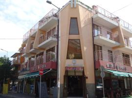 White Rose Family Hotel Nesebar Bulgaria