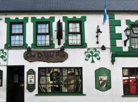 Hotel near Dingle: The Dingle Pub B&B