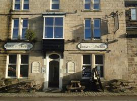 A picture of the hotel: The Horse & Farrier