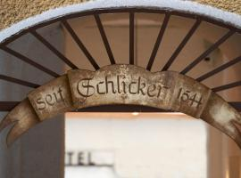Hotel Schlicker Munich Germany