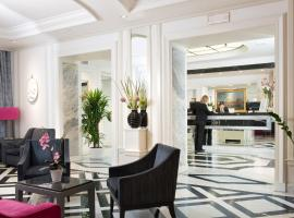 Hotel Imperiale Rome Italy
