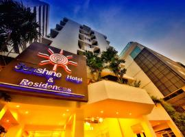 Sunshine Hotel & Residences Pattaya Central Thailand