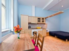 Apartments Krasova Prague Czech Republic
