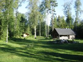 Haaviku Holiday Home Sagadi Estonia