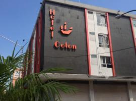 Hotel Colon Express Guadalajara Mexico