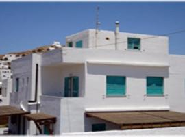 Four Seasons Rooms & Apartments Ios Chora Greece