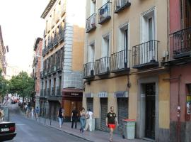 Hostal Xucar Madrid Espanja
