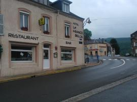 Hotel photo: Le Franco Belge