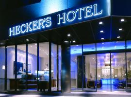 Hecker's Hotel Kurfürstendamm Berlin Germany