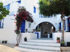 Hotel near Folegandros: Evgenia Rooms and Apartments