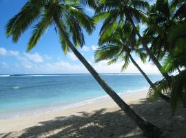 Sunhaven Beach Bungalows Rarotonga Cook Islands