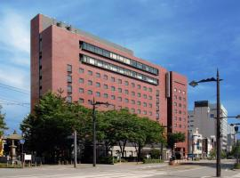 A picture of the hotel: Toyama Manten Hotel