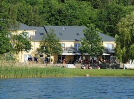 Strandhaus am Inselsee Güstrow 德国
