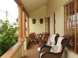 African Dreams Bed and Breakfast East London South Africa