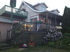 Hotel Photo: Gîte le Voilier Bed and Breakfast