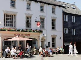 Hotel Photo: The Rose and Crown