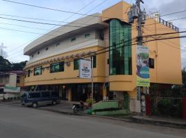 Sun Avenue Tourist Inn & Cafe Tagbilaran City Philippines