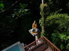 Lumbung Sari Private Villa Ubud Indonesia
