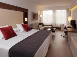 Courtyard by Marriott Madrid Princesa Madrid Spanje