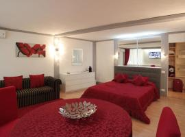 Luxury Fashion Suites Rome Italy