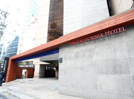 The California Hotel Seoul Seocho Seoul South Korea