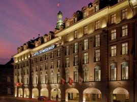 A picture of the hotel: Hotel Schweizerhof Bern & THE SPA