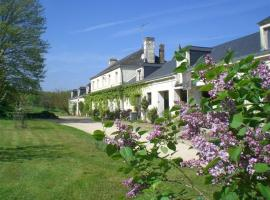 Hotel near Angers-Loire Airport airport : La Mesnagerie