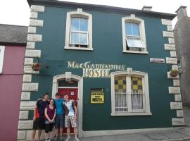Hotel photo: MacGabhainns Backpackers Hostel