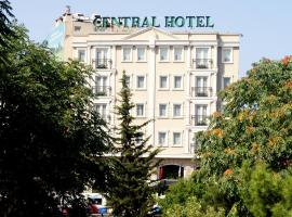 Central Hotel Bursa Turquía