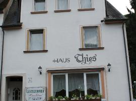 Hotel Photo: Pension Haus Thies