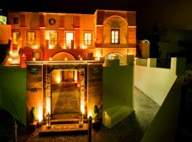 Hotel photo: Markezinis Suites by Caldera Collection
