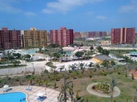 Furnished Apartments in Porto Golf Marina El Alamein Egito
